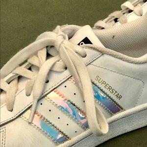 adidas Shoes - Adidas Superstar Size 5 Ladies